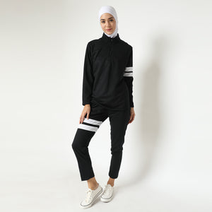 Eshal Set - Black