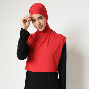 Albeela Hijab - Red