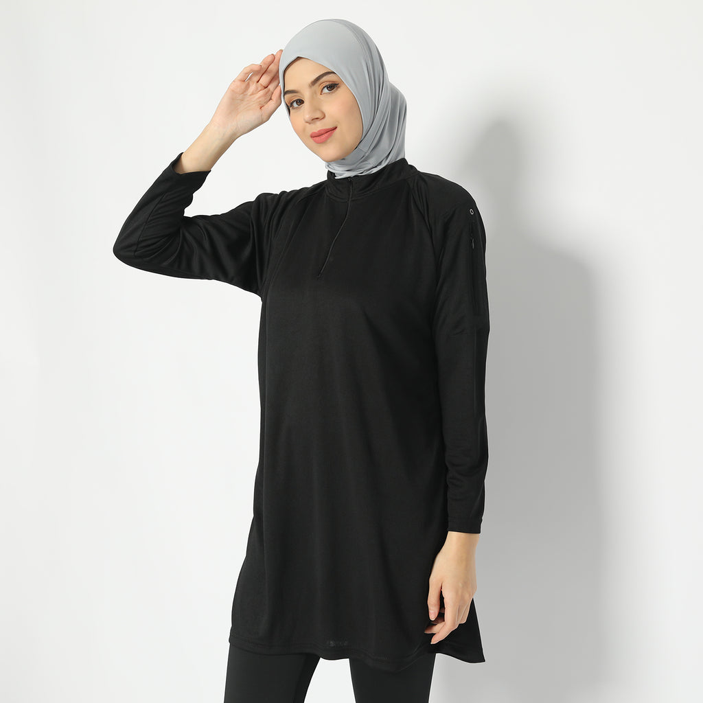 Caira Top - Black