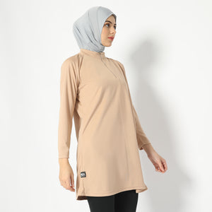 Caira Top - Light Choco