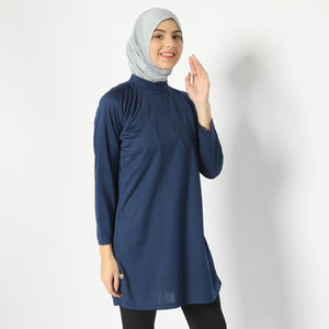Caira Top - Navy