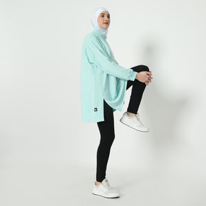 Daleeya Oversized Top - Mint