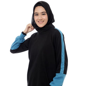 Namira Top - Hitam