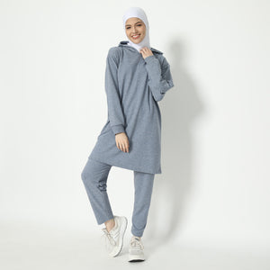 Nabeela Set - Mineral Blue