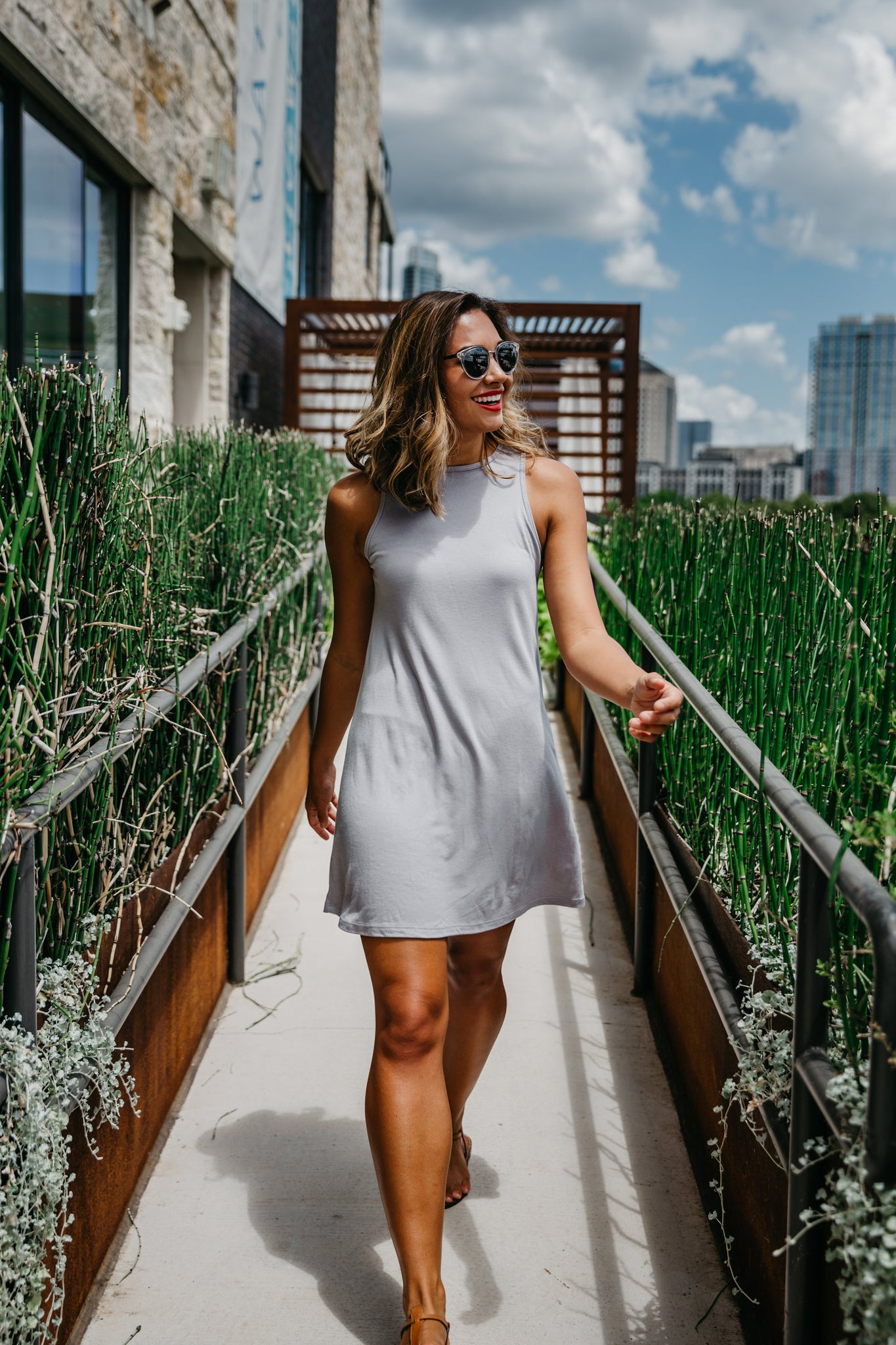 Barton Springs Shift Dress