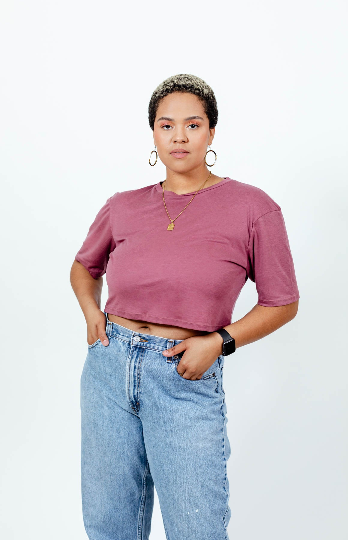 Ladybird Crop Top
