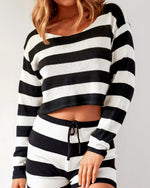 PIPER STRIPE TOP