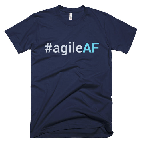 #agileAF Men's T-Shirt