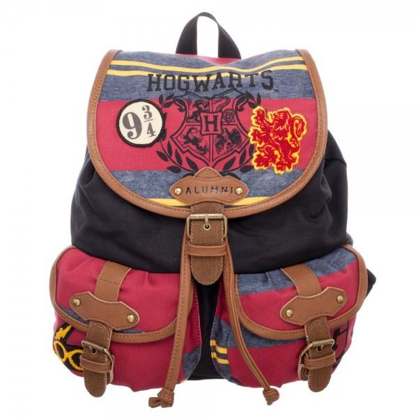 Harry Potter Hogwarts Knapsack - Sloppy Inks