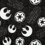 Star Wars Toss Icons Infinity Viscose Scarf - Sloppy Inks