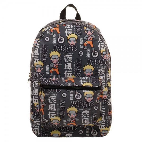 Naruto Sublimated Backpack - Sloppy Inks