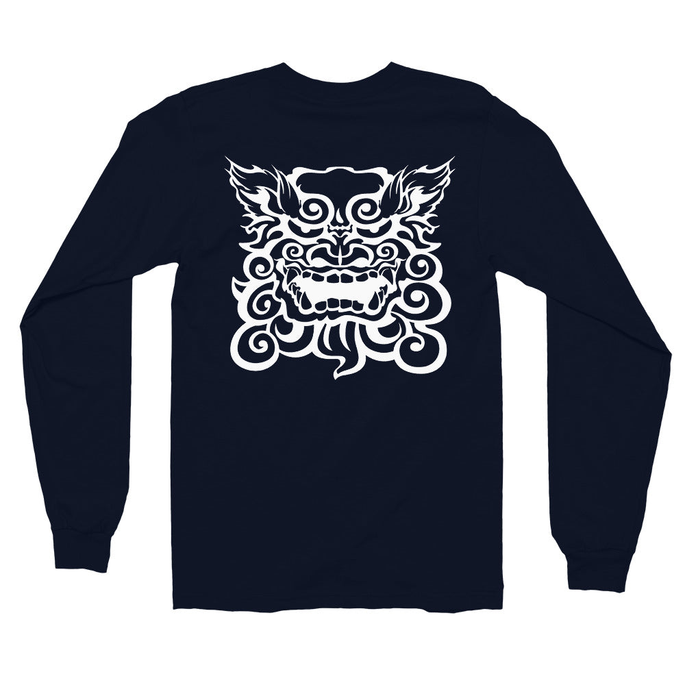 Long sleeve t-shirt 100% Okinawan