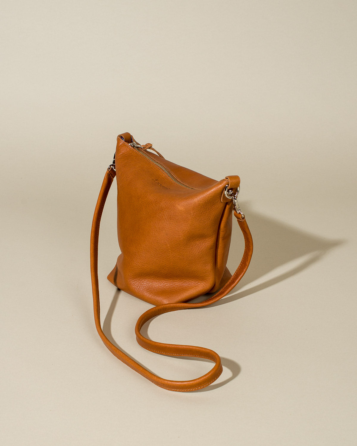 The Jacqui Crossbody, Fawn