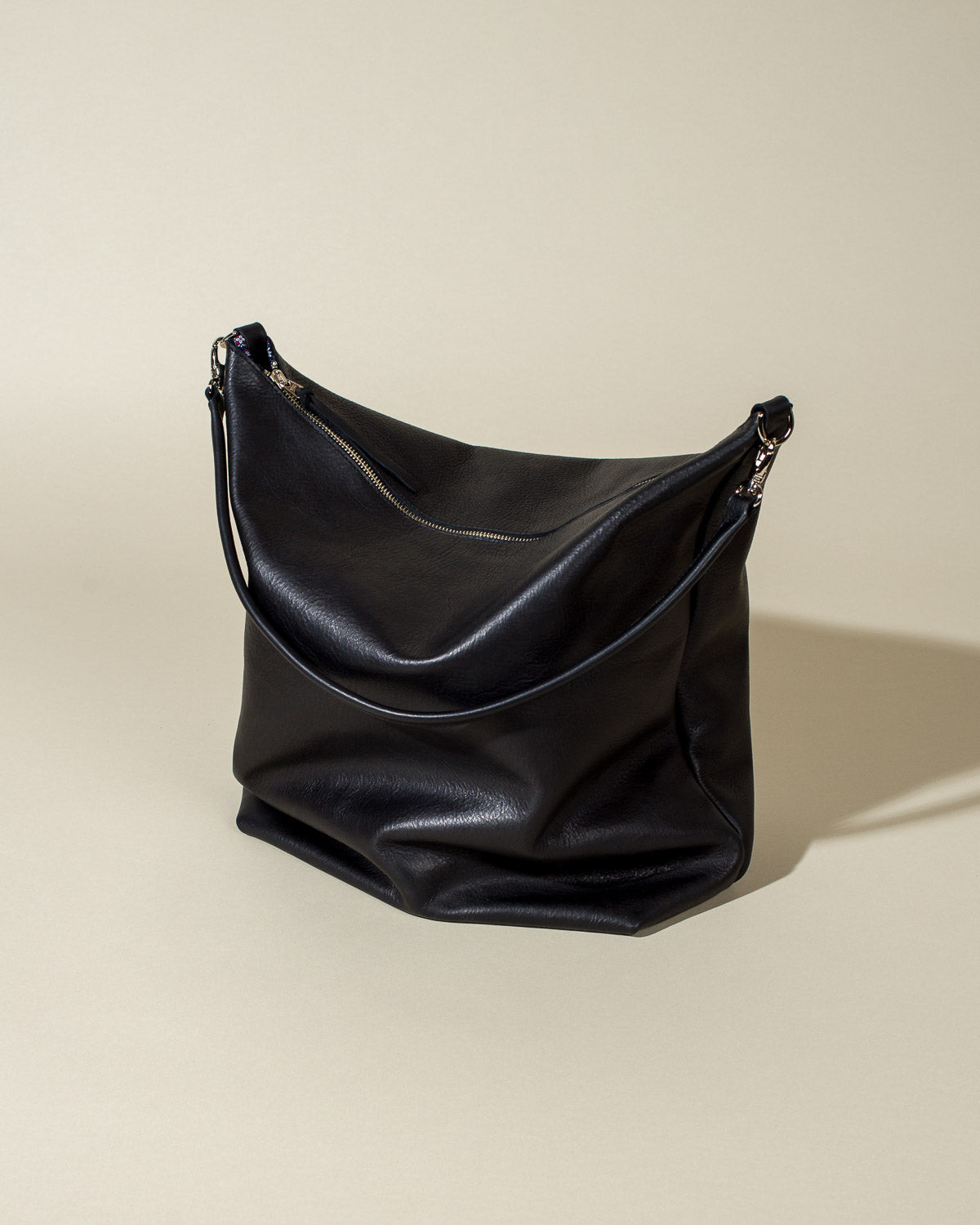 The Jacqui Bag, Black