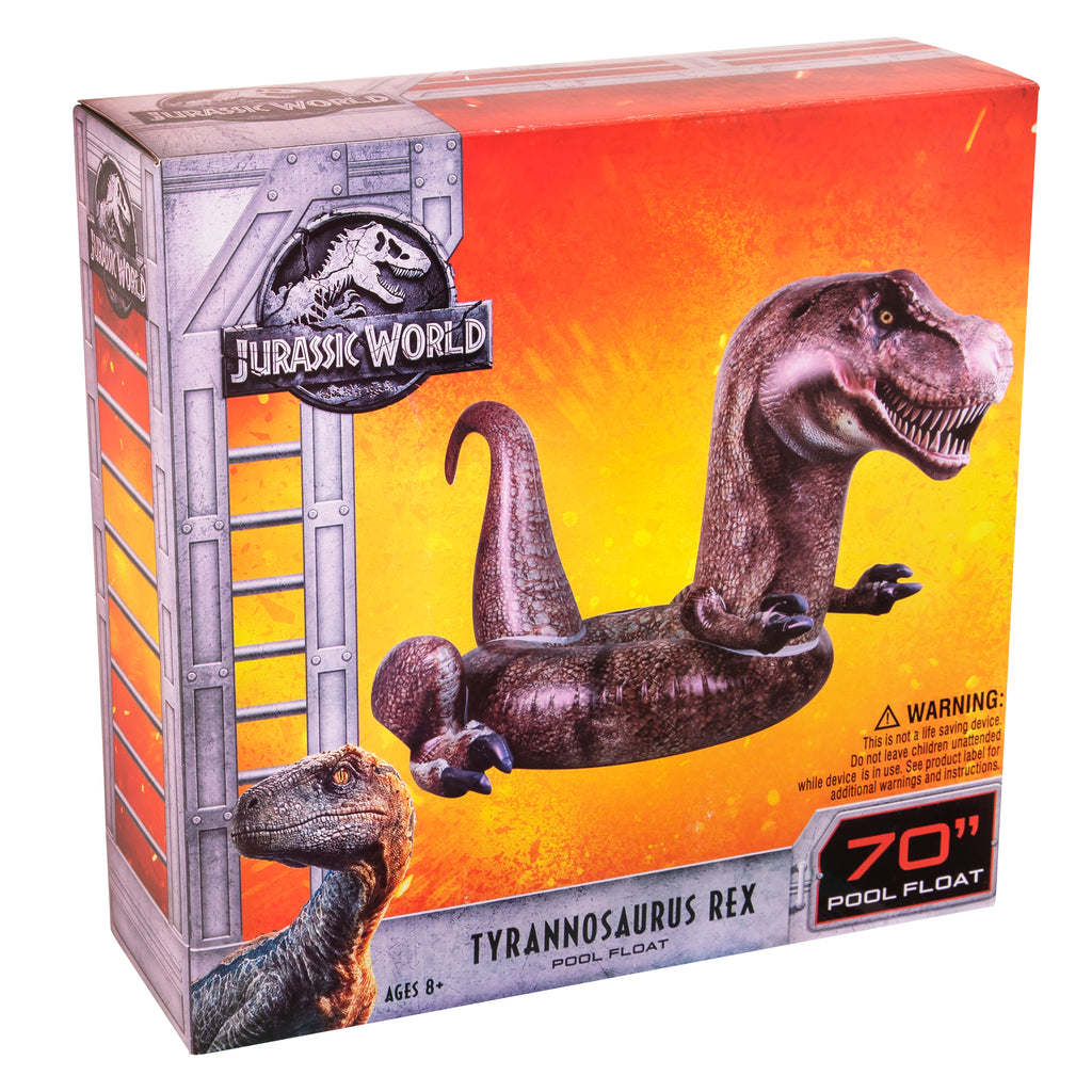 Jurassic World: Fallen Kingdom Officially Licensed Swimming Pool Float