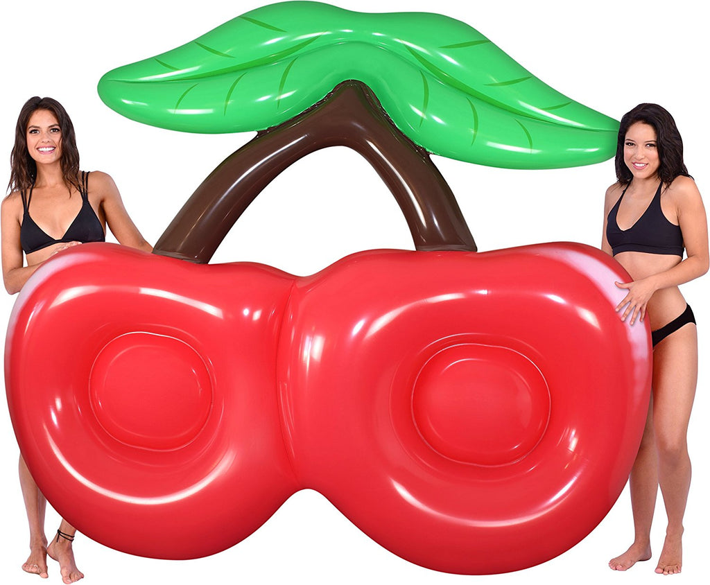 Double Cherry Pool Float