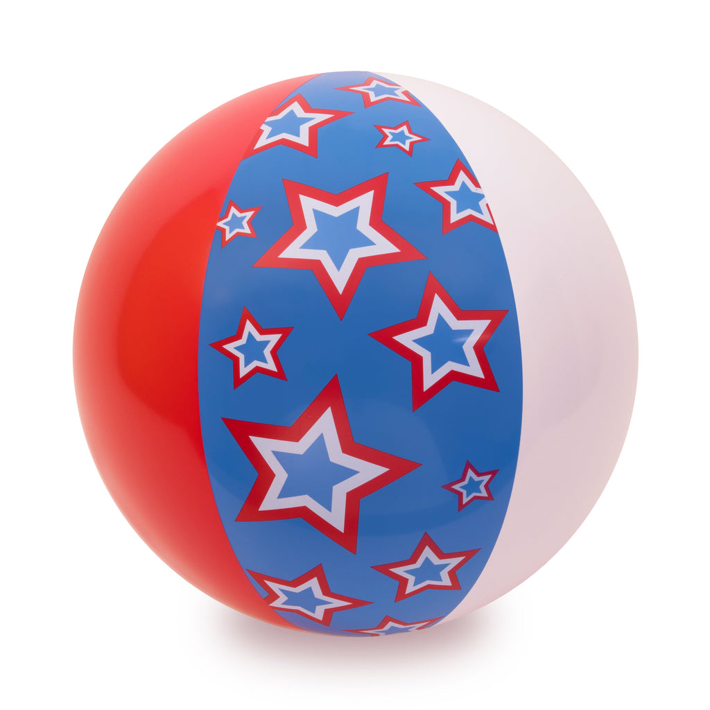 "27"" Stars & Stripes Beach Ball"