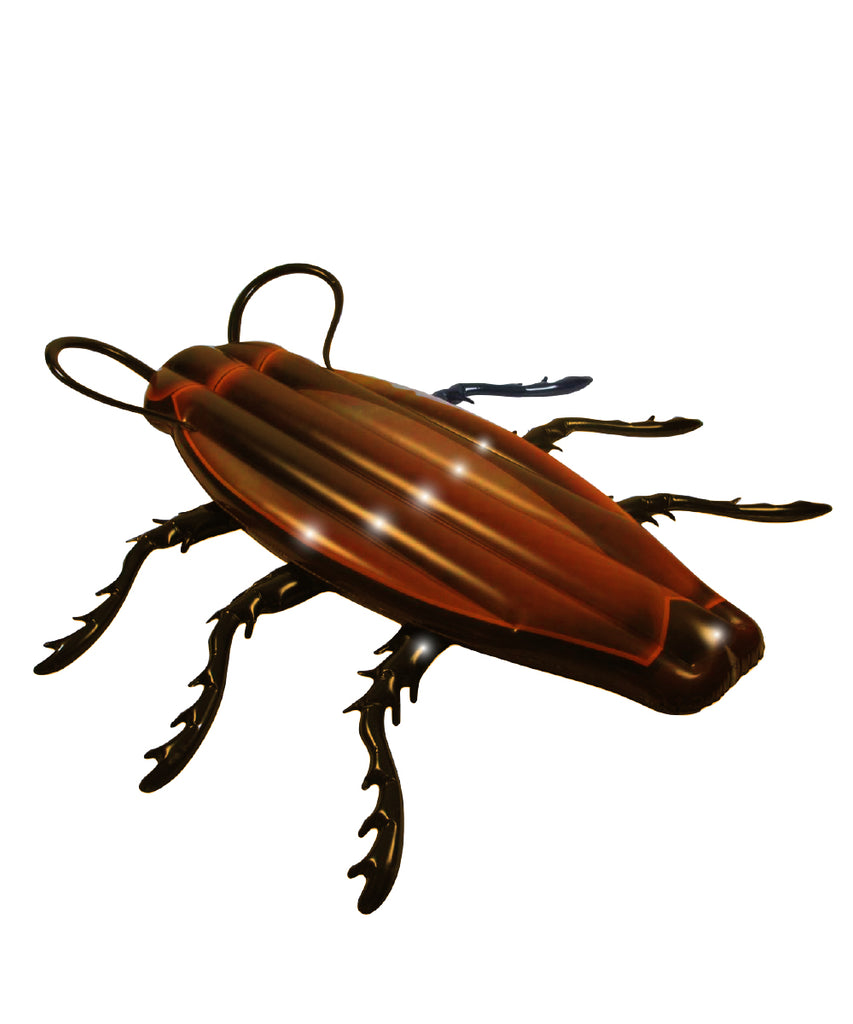 Gigantic Cockroach Pool Float