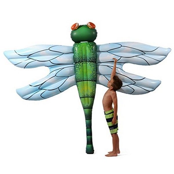 Gigantic Dragonfly Pool Float