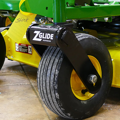 ZGlide Suspension for John Deere Residential Mowers Fits Z300 Series