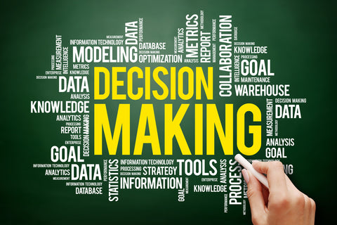The Four Step Decision Making Process