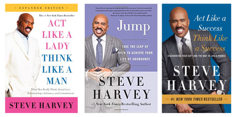 Steve Harvey New York Times Best Seller