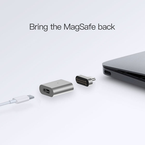SNAPNATOR Pro Magnetic Connector for  MacBook