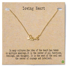 Loving Heart Necklace