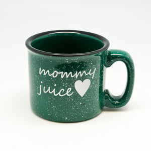 Mommy Juice Campfire Mug