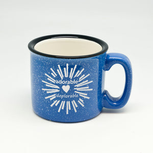 Adorable Deplorable Campfire Mug