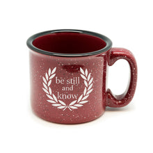 Be Still And Know Campfire Mug