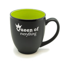 Queen of Everything Hilo Bistro Mug