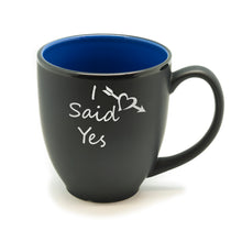 I Said Yes Hilo Bistro Mug