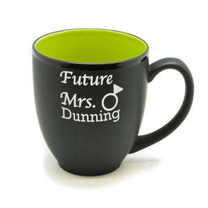 Future Mrs Name Hilo Bistro Mug