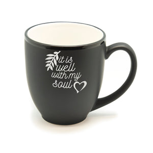 Well With My Soul Hilo Bistro Mug