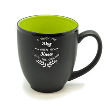 Sky and Ground Hilo Bistro Mug