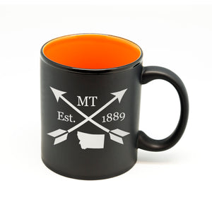 State Est Arrows Hilo Straight Mug