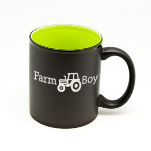 Farm Boy Hilo Straight Mug