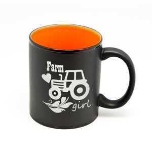 Farm Girl Hilo Straight Mug