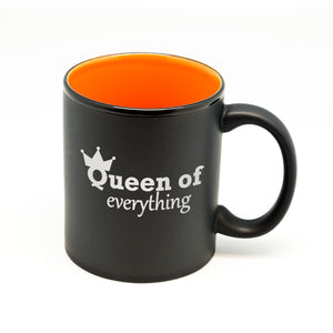 Queen of Everything Hilo Straight Mug