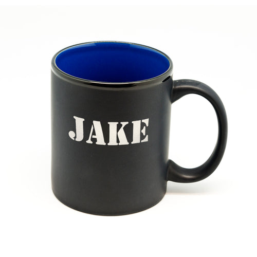 Customized Name Hilo Straight Mug