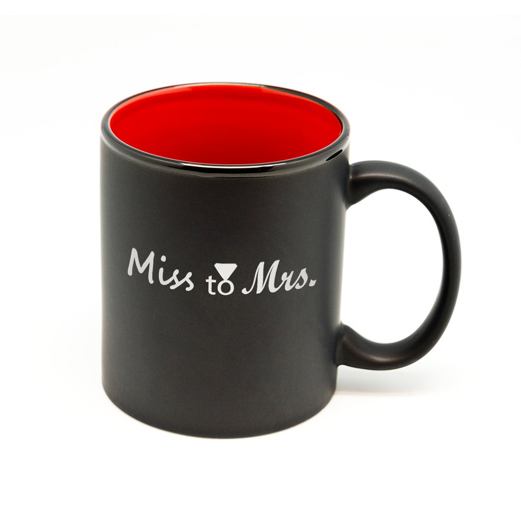 Miss to Mrs Hilo Straight Mug
