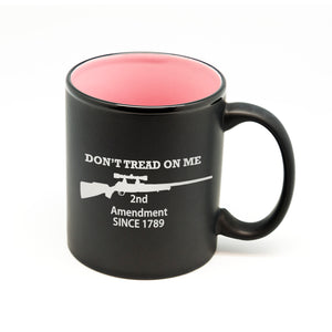 Dont Tread on Me Hilo Straight Mug