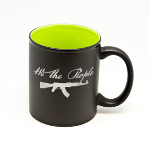 We The People Gun Hilo Straight Mug