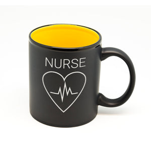 Nurse Hilo Straight Mug