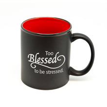 Blessed not Stressed Hilo Straight Mug