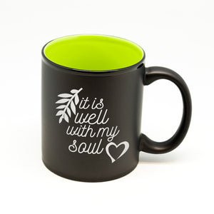 Well With My Soul Hilo Straight Mug