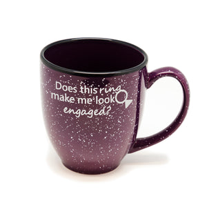 Look Engaged Santa Fe Bistro Mug 2