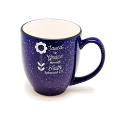 Saved by Grace Santa Fe Bistro Mug