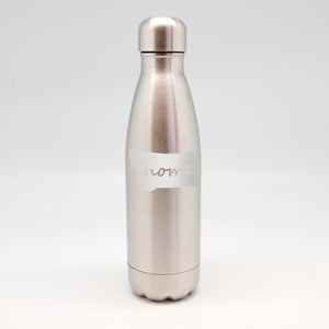 Home Inside State Stainless Metal Bottle